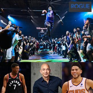 Overtime Sports Startup Raises Fresh Funds From Jeff Bezos, Drake, Dozens Of NBA Players & Rogue