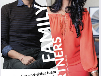 Suraj & Reetu Gupta Profiled in Lifestyles Magazine