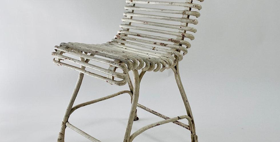 White Arras Garden Chair
