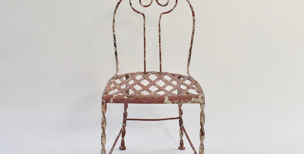 19th Century French Garden Chair