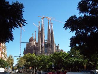 Španělsko 2010 - Barcelona & Madrid - aktivní odpočinek