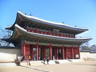Seoul 2013 - Turisti jako turistická zajímavost