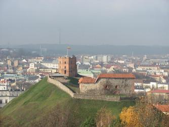 Litva 2013 - Vilnius - milé překvapení