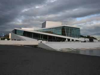 Norsko 2010 - Oslo - Boží planina