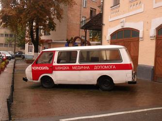 Ukrajina 2013 - Kyjev - na skok k sousedům