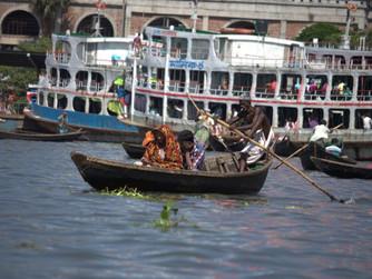 Bangladéš 2014 - Když chceš něco, kam turisté ještě nejezdí
