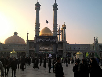 Irán 2015 - Když tam ještě nikdo nejezdil