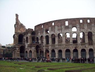 Itálie 2010 - Řím - nejstarší město Evropy?