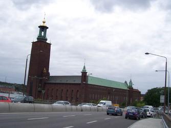 Švédsko 2009 - Stockholm - město 14ti ostrovů