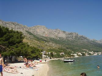 Chorvatsko 2005 - Gradac - země smíšených pocitů