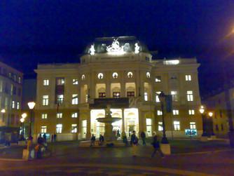 Slovensko 2009 - Bratislava - město průmyslové revoluce
