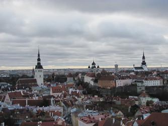 Estonsko 2013 - Tallin - pokračování severské trilogie
