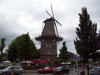 Nizozemsko 2010 - Amsterdam - jedním slovem - Anarchie