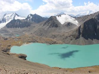 Kyrgyzstán & Uzbekistán 2014 - Lesk a bída dávné historie