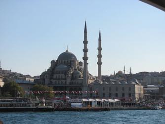 Turecko 2013 – přelom Evropy a Asie – a to nejen geograficky...