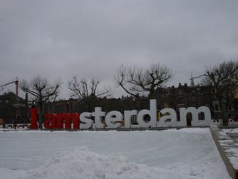 Eindhoven, Rotterdam, Amsterdam 2013 – Nizozemský trojúhelník