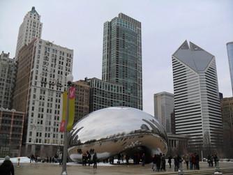 USA 2014 - Chicago - Větrné město