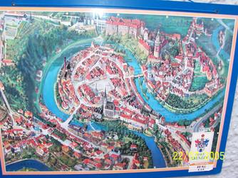 Česká republika 2005 - Český Krumlov