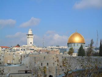 Izrael, Jordánsko 2012 – Nebe, peklo, ráj