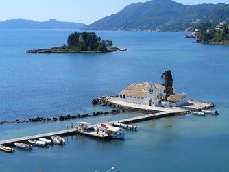 Korfu 2013 - Turistický předvoj