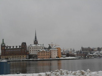 Švédsko, Polsko, Maďarsko 2012 - 4 města ve 4 dnech (Göteborg, Gdaňsk, Stockholm, Budapešť)