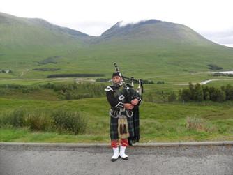 Skotsko & Velká Británie 2012 - Prší, prší, jen se leje