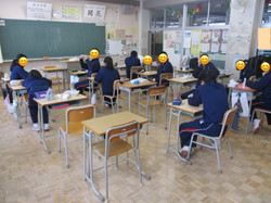 'Our Classroom as usual (いつもの教室)' by Anonymous (匿名), 2019 © CC BY-ND 4.0