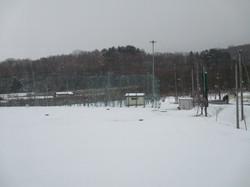 'Baseball Ground in Winter (冬の野球グラウンド)' by Anonymous (匿名), 2019 © CC0 4.0
