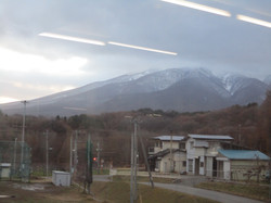 'Slightly Clouded Mt. Iwaki (雲がうっすら岩木山)' by Anonymous (匿名), 2019 © CC0 4.0