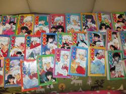 'Cartoon Comics of Inuyasha (犬夜叉のマンガ本)' by SUTOU REI (須藤 怜), 2019 © CC0 4.0