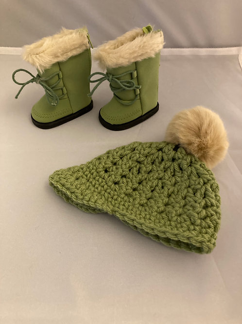Hat and Boot Combo