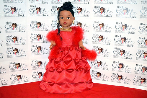 Madame Alexander (Retired) 18 inch African American Doll - Brand New