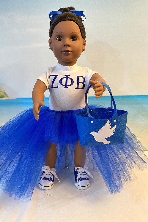 18 inch African American Doll