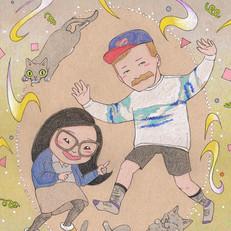 Amy & Colin
