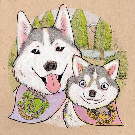 Aegis & Auri