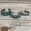 Thumbnail: Small/Medium stone cuffs