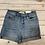 Thumbnail: Cuffed Denim Shorts