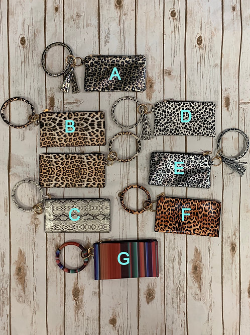 Small Wristlet Clutches