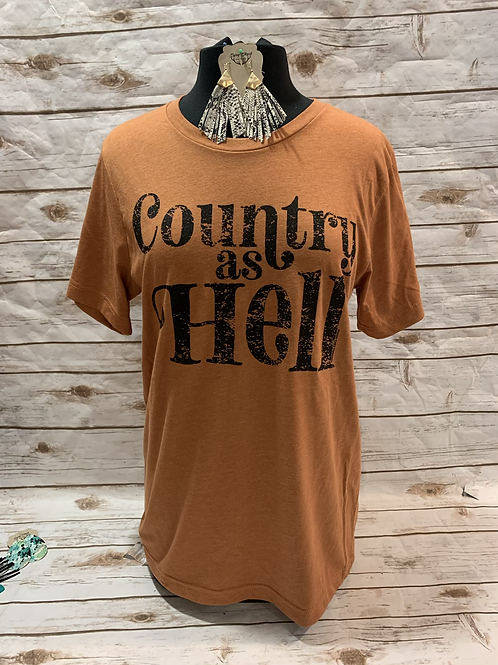 Country as Hell