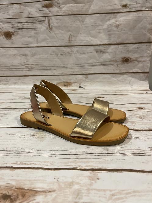 Hyper Gold Sandals