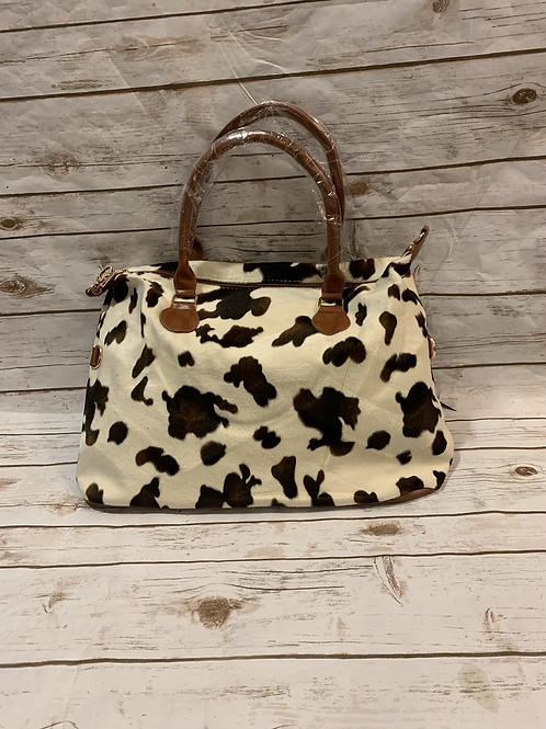 Spotted Cowhide Bag