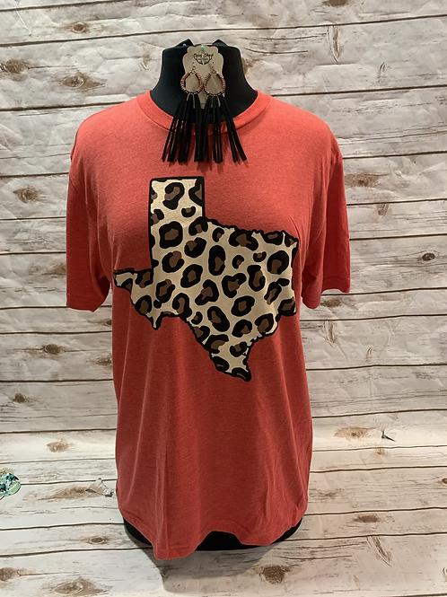 Leopard Texas