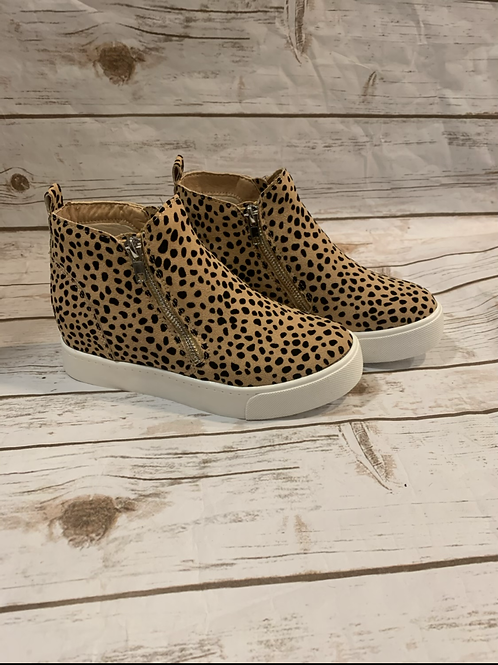 Spotted leopard Platforms