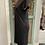 Thumbnail: Black Relaxed Dress