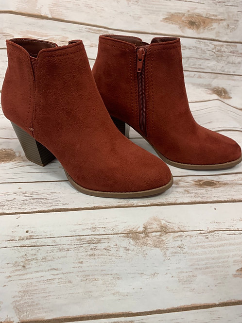 Rust Boots