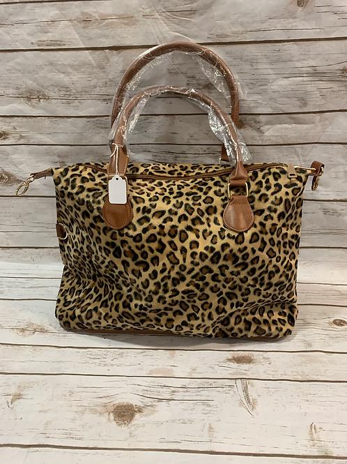 Cheetah Overnight Bag