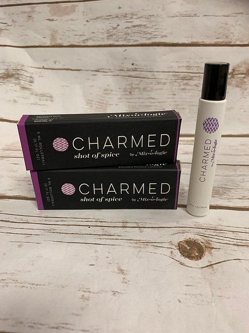 CHARMED- Roll on Perfume