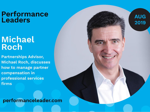 Partner Compensation Podcast with Performance Leader