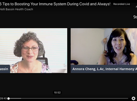 6 Tips to Boosting Your Immunity During Covid and Always