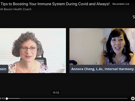 6 Tips to Boosting Your Immunity During COVID-19 and Always